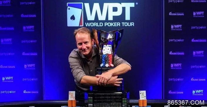 Simon Brändström拿下WPT UK主赛冠军,奖金$330,000