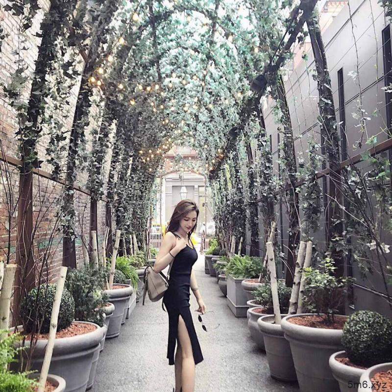 气质美女Aimee Wang 有正妹到处都是美景
