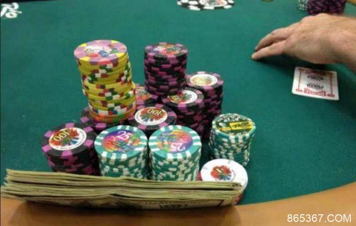 5次被Bad Beat的霉运,即使是德州扑克顶级牌手也躲不过啊(1)