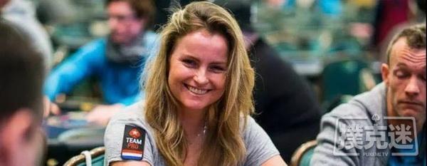 Fatima Moreira de Melo离开扑克之星战队