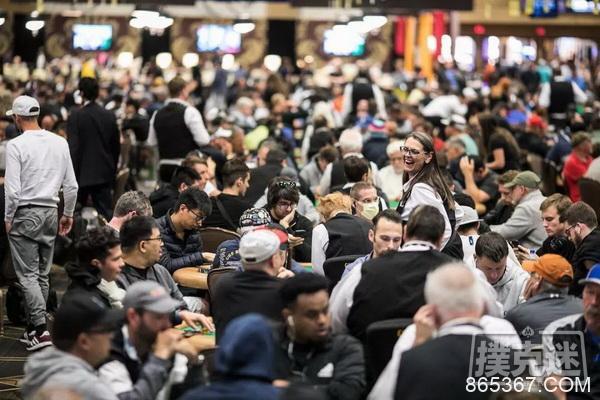 WSOP为2020赛事推出$1,500 POY玩家排行榜