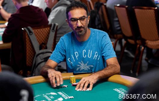 法拉兹·加卡(Faraz Jaka):高中时学到的竞技精神和良好心态帮助他在扑克生涯中创造成绩。