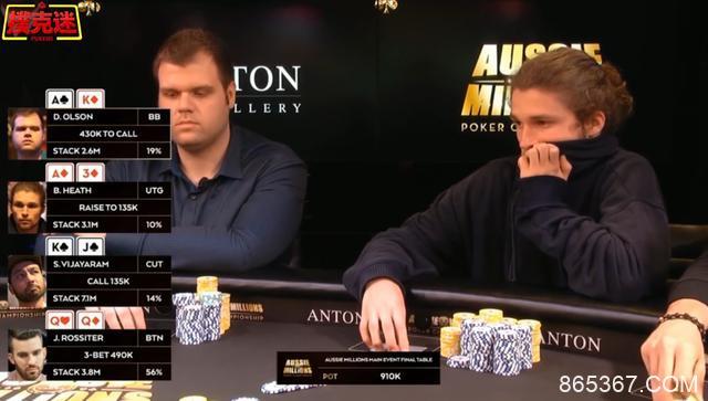 德州扑克教学:玩好德州扑克要牢记三点