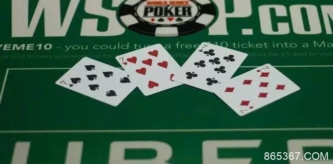 从德州扑克的必胜法则论越级打牌的危害