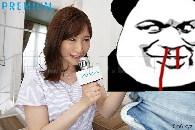 地方电视台主播!美顏E奶!世良朝霞(世良あさか)圆梦出道!