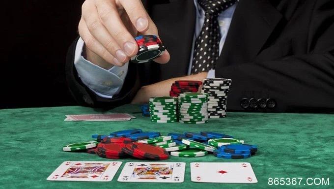 提升扑克技术的五个实用技巧