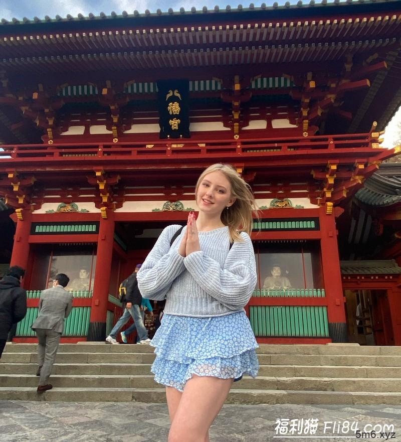Melody Marks推特天天送福利,还对日本文化赞不绝口!