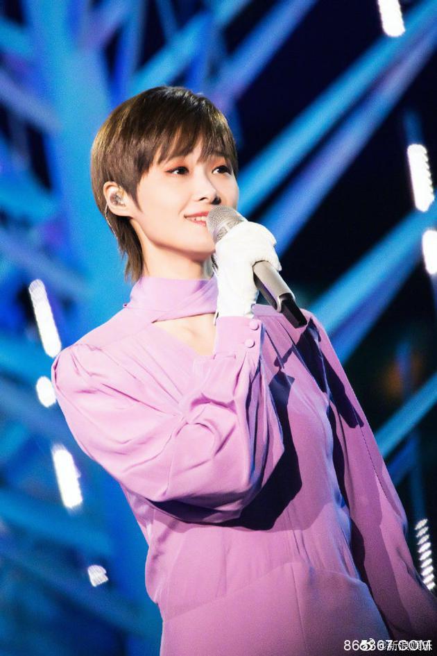 李宇春加盟《歌手》总决赛 15年后重回湖南卫视