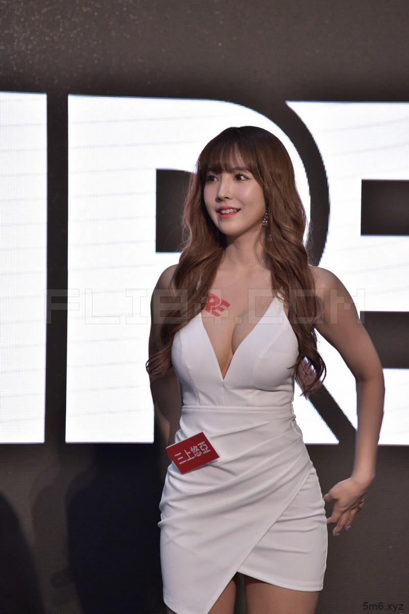 2019TRE女优速写(18) 绝对无敌三上悠亚