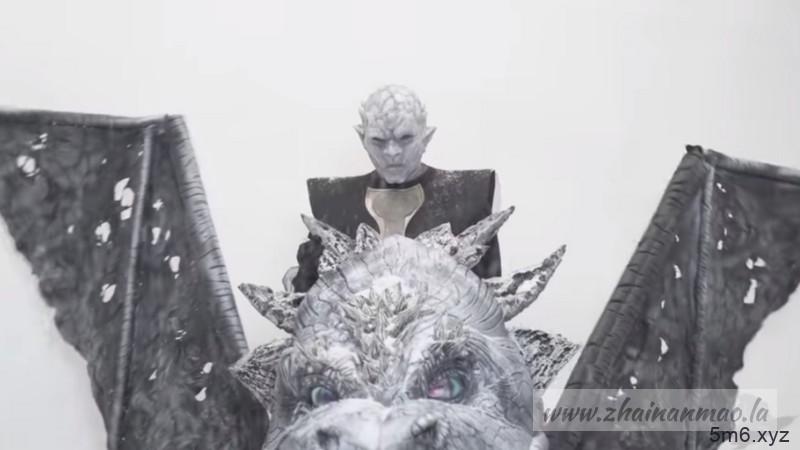 《冰与火之歌:权力游戏》,惊现谜片版巨龙后入龙后!