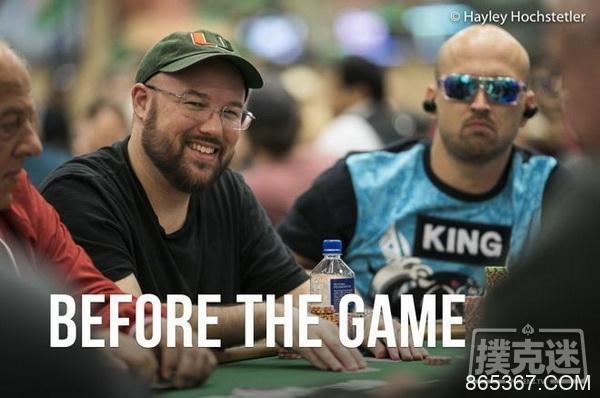 打德州扑克牌之前的日子:Scott Davies是一名律师