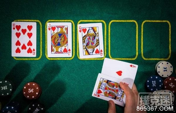 德州扑克如何计算拿到皇家同花顺的概率?