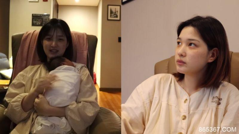 律喜曝怀双胞胎体重胖到83公斤!:希望不让她们感到累,我是妈妈,我可以的