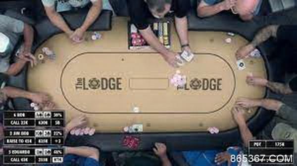 """流媒体扑克节目""""在小屋的扑克之夜""""受欢迎"""