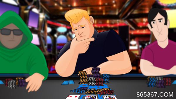 德州扑克作为战略武器和目标之间的制胜法宝:C-bet