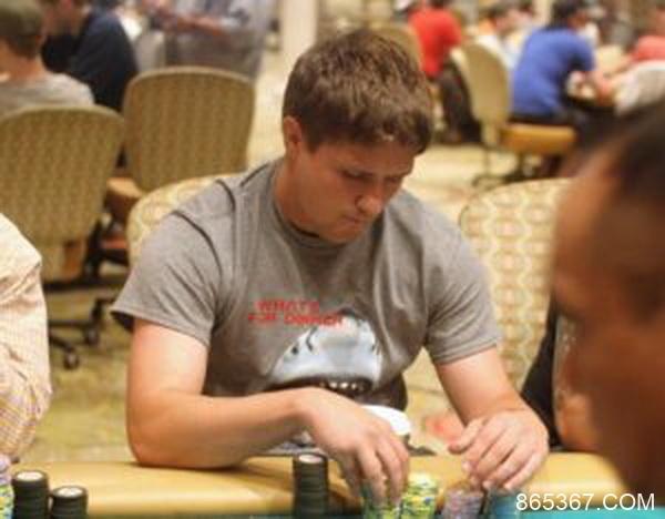 追逐德州扑克只因喜欢