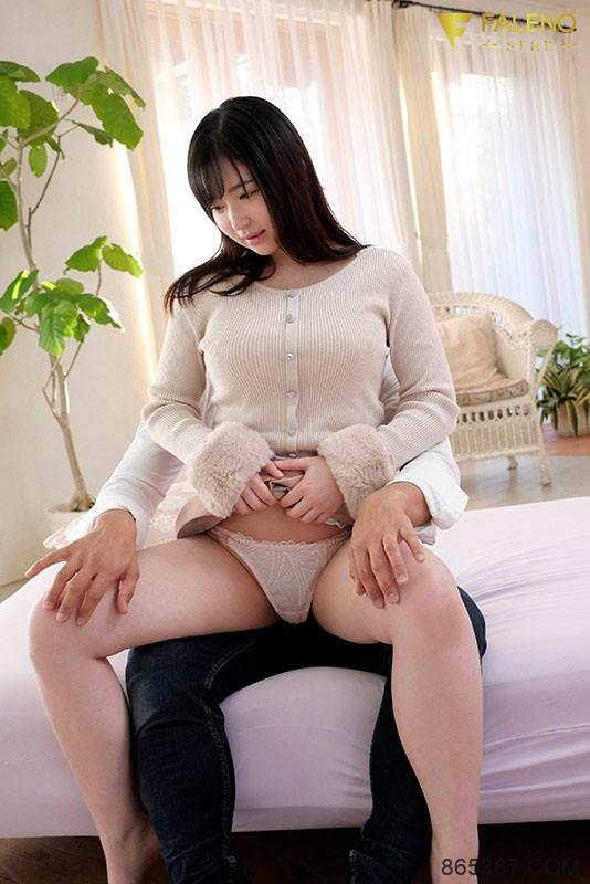 """FLNS-057:G奶豪乳美少女""""桃尻香名芽""""初次高潮,爽到流泪!"""