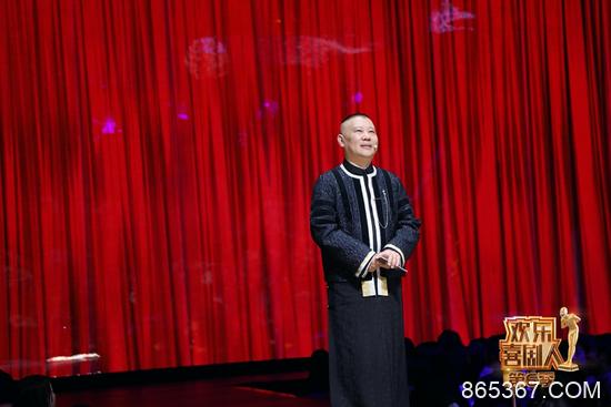 《欢乐喜剧人6》张大大变身弹幕魔性吐槽