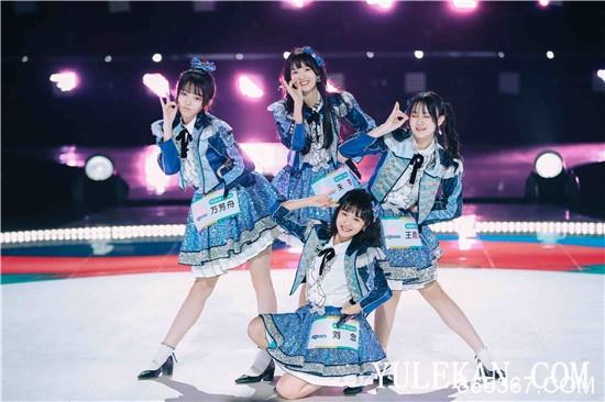 AKB48 Team SH《创造营2020》首秀 正统偶像甜爆全场