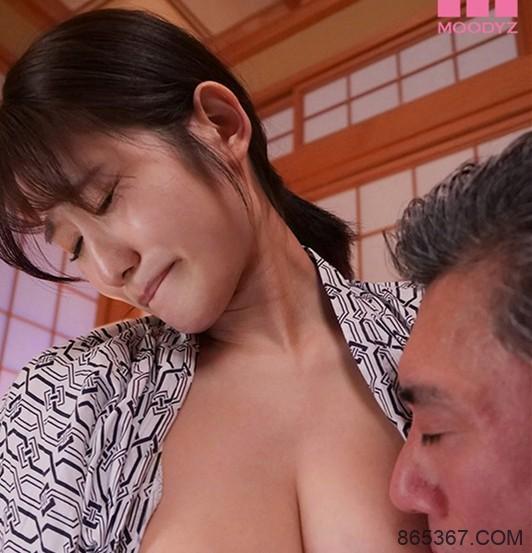 "MIDE-919 : OL人妻""神宫寺ナオ""温泉旅馆遭强制肉体接待,轮流中出。"