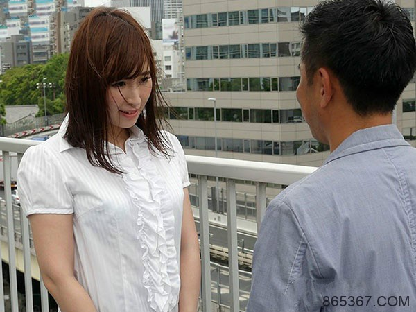 ADN-194: 寂寞人妻松永纱奈沈沦在男同事给她的快感当中!
