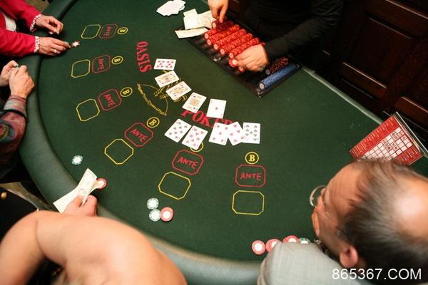 德州扑克为什么老人们不再打梭哈了