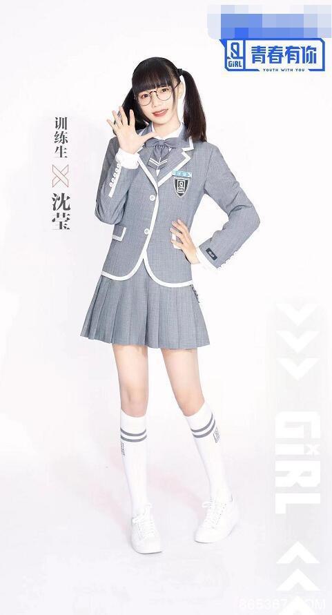沈莹胡馨尹亮相《青春有你2》 AKB48 Team SH输送