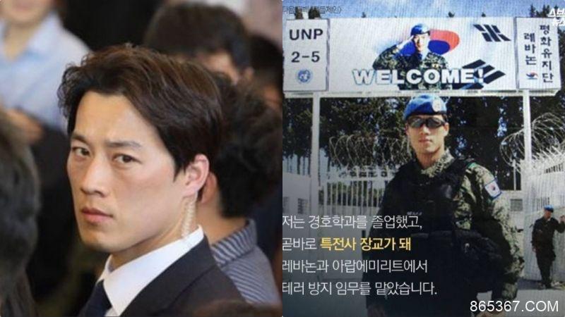 「《太阳的后裔》=我的故事!」韩国保镖界的Leonardo,回眸杀气十足