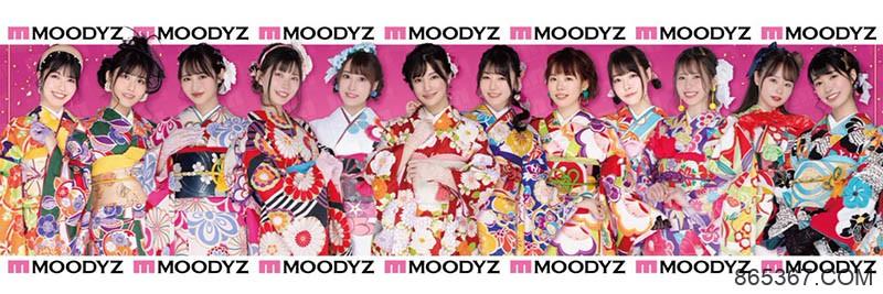 Moodyz,十二金钗,高桥しょう子,Moodyz十二金钗总动员!她们为的是⋯