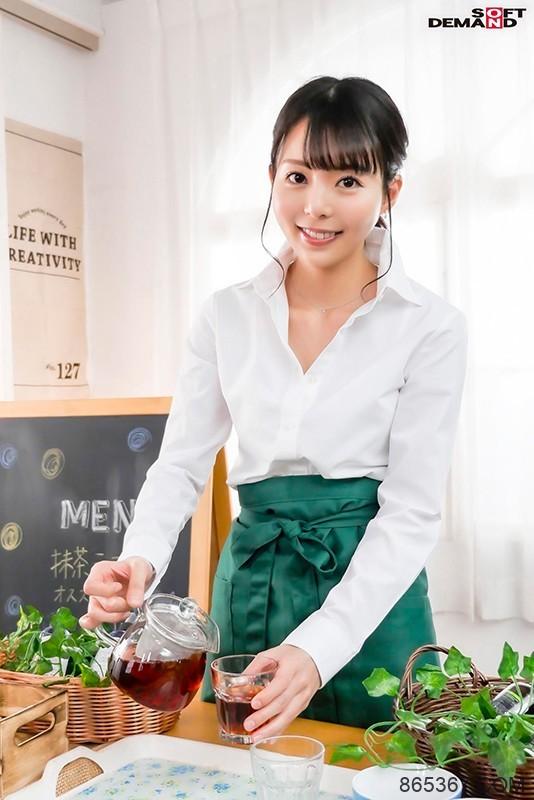 性感带在膝盖!在咖啡厅打工的她要在30岁前体会高潮的滋味! …