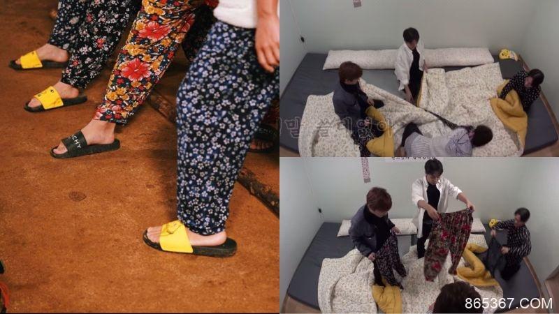 《三时四崽子》40多岁的水晶男孩,为了漂亮的花裤子吵架!最后协议用...剪刀石头布「盲选」