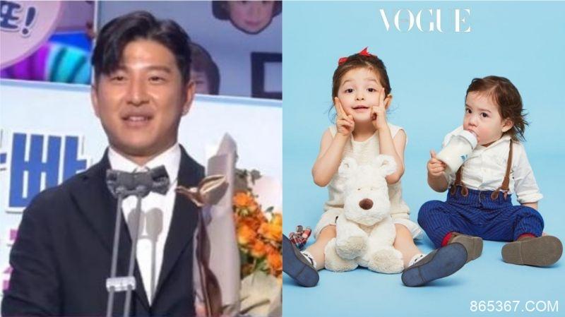【2019 KBS演艺大赏】恭喜!朴柱昊发表《超人回来了》大赏感言