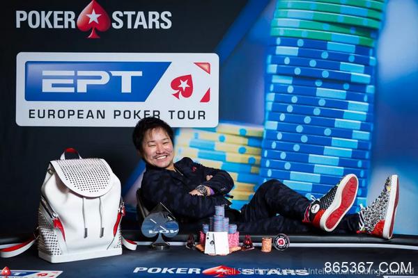 职业牌手Tsugunari Toma致力推动扑克在日本的发展