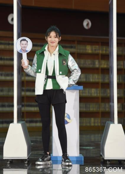 苏青《奔跑吧》首秀引期待 诠释运动女孩活力十足