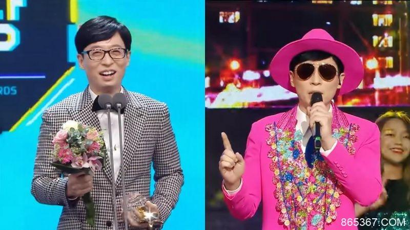 刘三丝《玩什么好呢》获奖,也是刘在锡出道29年第一次拿到「新人赏」