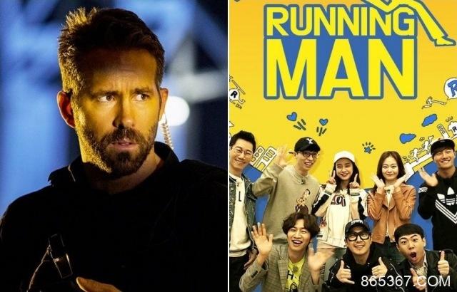 莱恩雷诺斯访韩宣传期间,有望出演《RUNNING MAN》