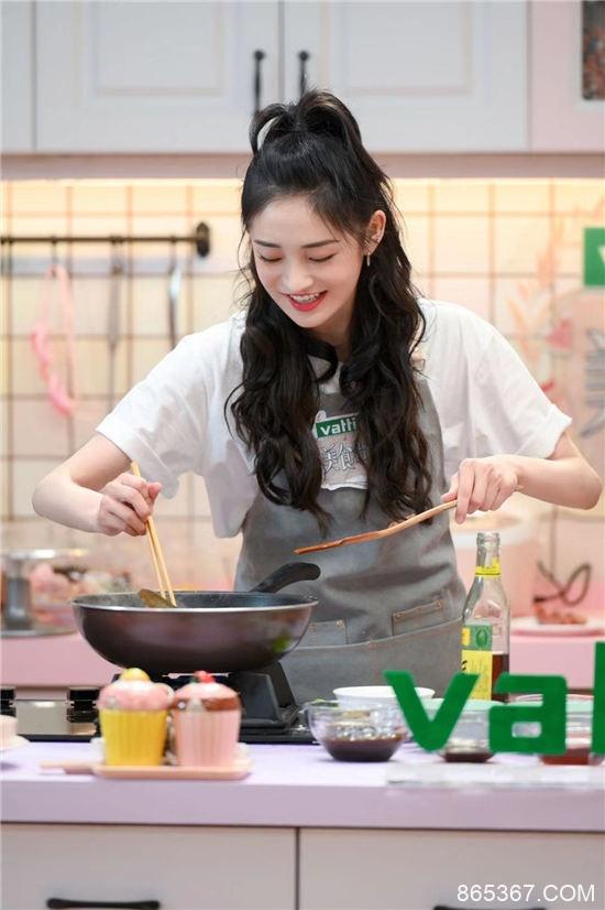 《美食告白记》周洁琼挑战厨房硬菜是哪一期?