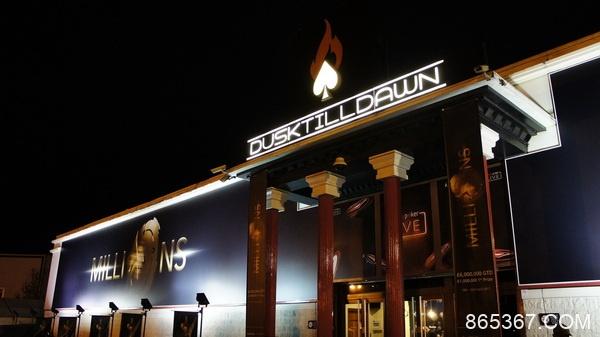 Rob Yong决定将Dusk Till Dawn扑克室重新开放