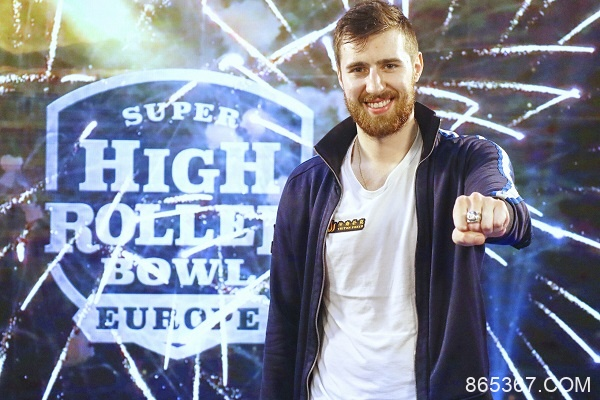 Wiktor Malinowski赢得超级碗豪客赛欧洲站主赛冠军