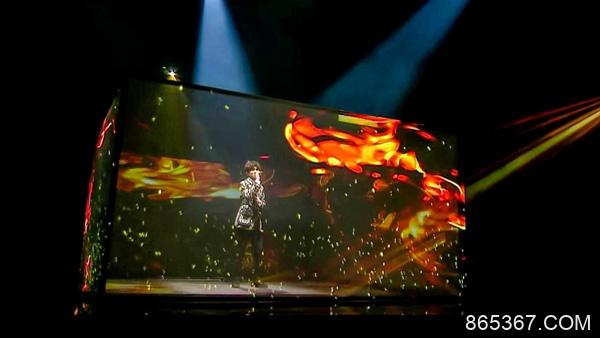《中国音乐公告牌》恩维DNT创意视觉诠释好看的音乐